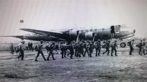 Chuyển quân thần tốc chiến tranh 1979: Kì tích Boeing 707