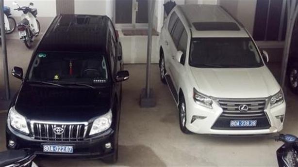 Ba Bộ kiểm tra doanh nghiệp tặng Lexus: Cà Mau sẵn sàng
