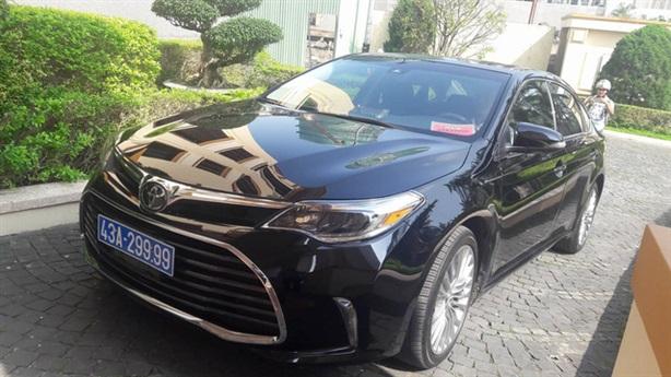 Sau Cà Mau, Đà Nẵng trả lại xe cho doanh nghiệp tặng