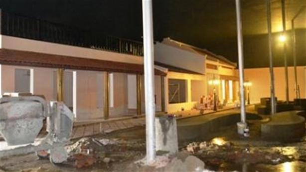 Công trình trái phép ở Đà Nẵng: Nhà kiểu Hoa, xây đêm
