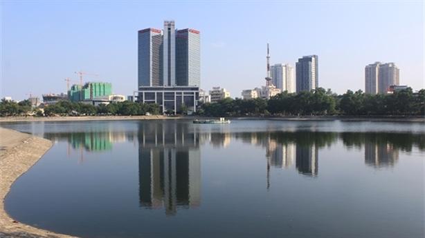 Lấp hồ Thành Công xây nhà tái định cư: HN chưa dám...
