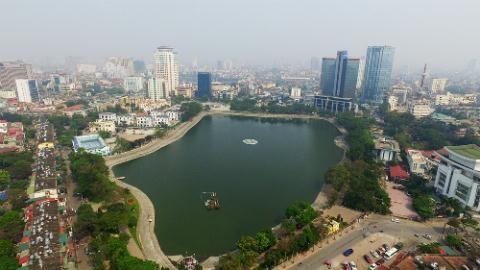Đề xuất lấp hồ Thành Công: Ai hưởng lợi phải trả tiền