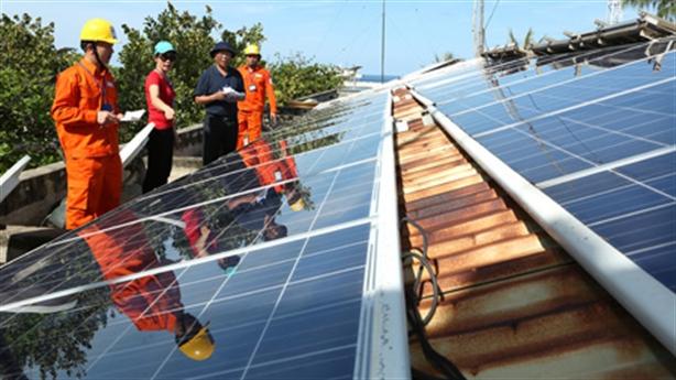 Thủ tướng giao EVN trách nhiệm mua điện m��t trời