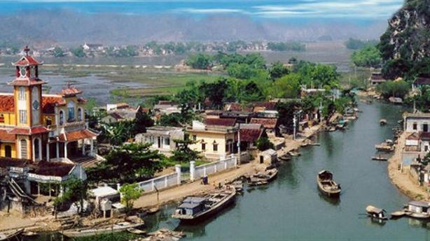 Đại dự án du lịch Ninh Bình: Hiểm họa nếu làm golf