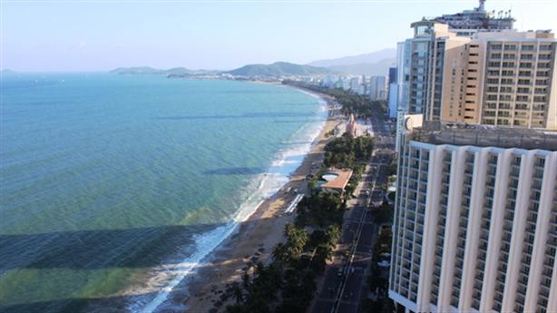 Đề xuất lấn vịnh Nha Trang: Chỉ là ý tưởng