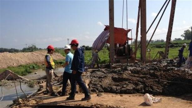 Cao tốc Đà Nẵng-Quảng Ngãi: Nhà thầu Trung Quốc sai phạm