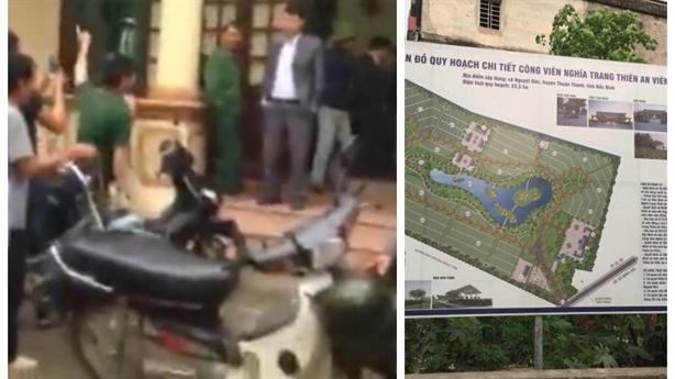 Chủ dự án đại nghĩa trang Bắc Ninh: Thủ tướng phải quyết