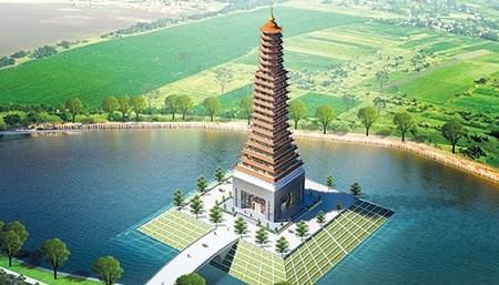 Tháp Thái Bình 300 tỷ gây xôn xao: Người dân ủng hộ