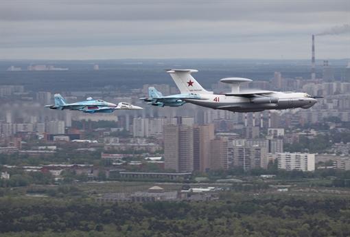 Theo thông tin được Nga công khai, hệ thống radar Phalcon Active lắp trên máy bay A-50U có khả năng quét phương vị 360 độ; theo dõi, kiểm soát toàn bộ các mục tiêu bay cao hàng chục km và bay thấp vài trăm mét; trong mọi điều kiện thời tiết, cả ngày và đêm.