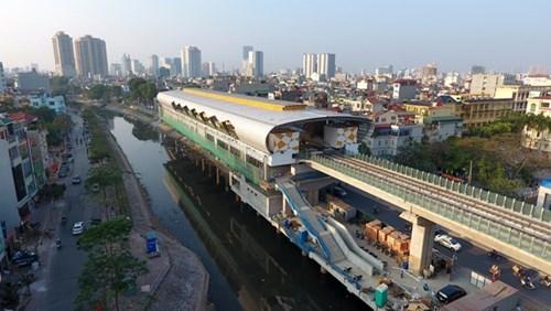 Vay 53.000 tỷ làm đường sắt đô thị: Không thể không vay