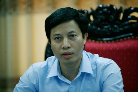 Thai Binh xin pha rung:Phat trienlan bien la tat yeu