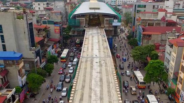 Đường sắt Cát Linh - Hà Đông chậm tiến độ, lỗi tại ai?