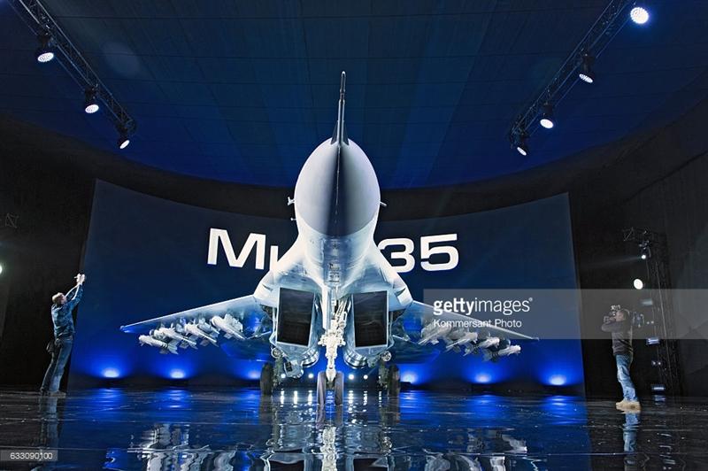 Theo Tư lệnh trưởng Lực lượng Không quân - Vũ trụ Nga, Thượng tướng Viktor Bondarev, khi hoàn thành thử nghiệm và đi vào trang bị, chiến đấu cơ MiG-35 không chỉ có khả năng cơ động tuyệt vời mà nó còn có thể thực hiện những nhiệm vụ chiến đấu không thể với máy bay phương Tây.
