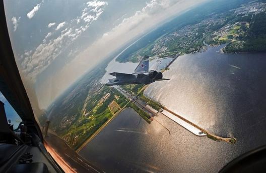 Phát biểu trước báo giới sau khi kết thúc diễn tập, đại diện Hạm đội Thái Bình Dương cho biết, cuộc diễn tập trên giúp tăng cường khả năng chiến đấu của các đơn vị MiG-31, cũng như việc phối hợp tác chiến giữa các đơn vị chiến đấu.