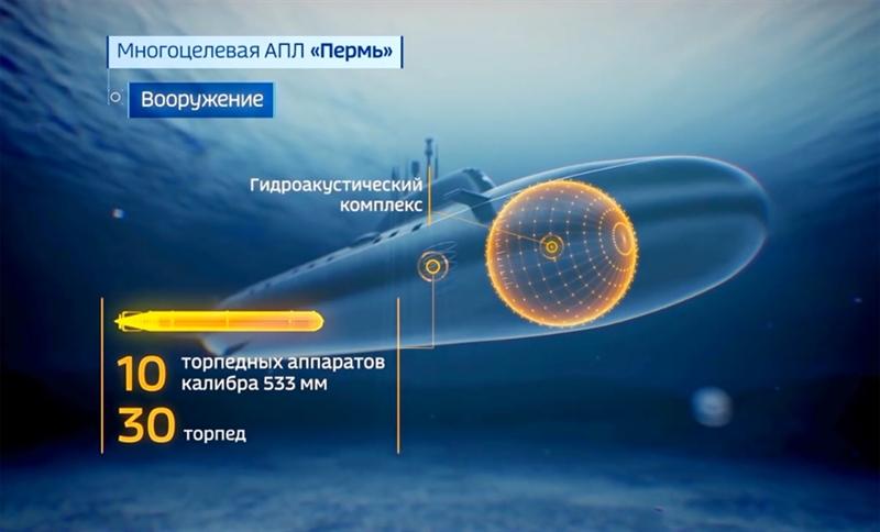Rất nhiều chuyên gia bao gồm cả chuyên gia Mỹ đều nhận định rằng, Yasen-M sẽ trở thành đối thủ khó chơi đối với hầu hết tàu ngầm Mỹ bởi Yasen-M của Nga được làm bằng thép từ tính rất nhỏ và được phủ bằng cao su cho phép tàu ngầm tàng hình hoàn toàn trước radar của đối phương.