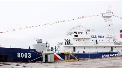 Hàn Quốc tiếp tục viện trợ tàu tuần tra cho Việt Nam