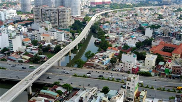 TP.HCM ứng hơn 1.000 tỷ trả nhà thầu metro số 1