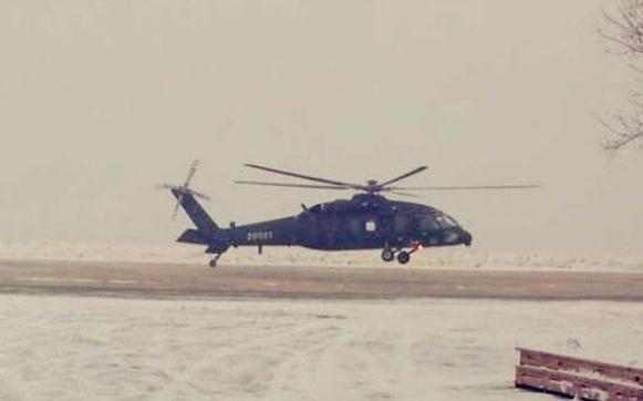 Black Hawk cũng được xuất khẩu sang nhiều nước trên thế giới và xuất hiện trong nhiều xung đột như ở Grenada, Panama, Iraq, Somaliad, Bán đảo Balkan, Afghanistan và Trung Đông.