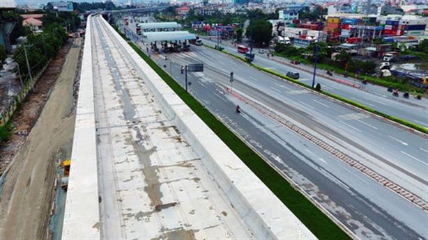 TP.HCM hăng hái xin làm tuyến metro 2,2 tỷ mới