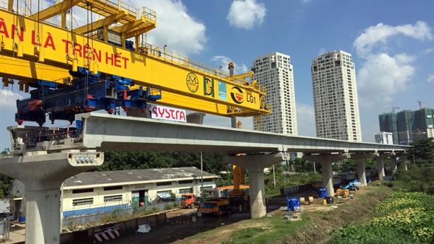 TPHCM xin 2,2 tỷ USD làm tuyến Metro 3a: Quá vội vã