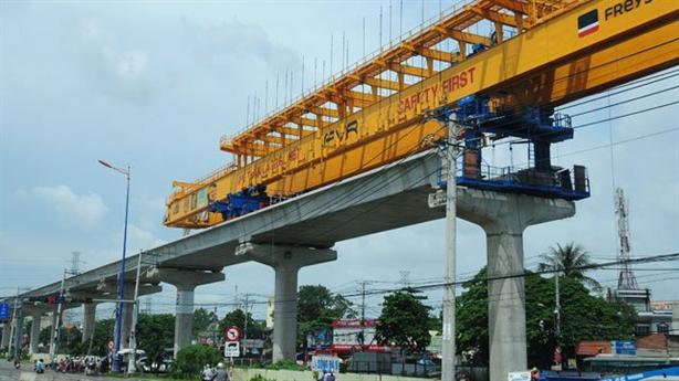 TPHCM xin 2,2 tỷ USD làm tuyến Metro 3a: Tiền ở đâu?