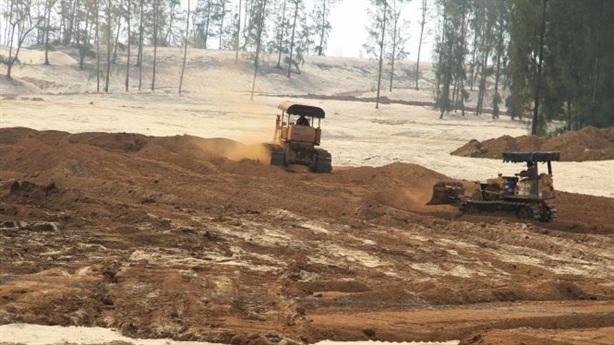 Phá rừng làm sân golf, Phú Yên chưa tự kiểm điểm xong