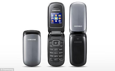 Co dong Apple xai dien thoai Samsung