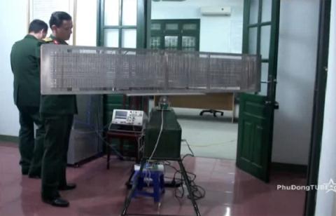 Radar Viet Nam san xuat bat muc tieu tang hinh tu 300km
