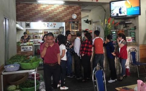 To nha hang Quang Ninh 'chem' com binh dan: Tinh tiet moi