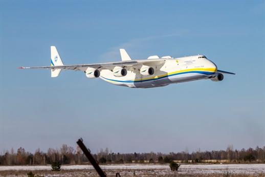 Mikhail Kharchenko, Giám đốc hãng hàng không Antonov cho biết, máy bay đã nhận được hệ thống điện tử và một số thiết bị mới.
