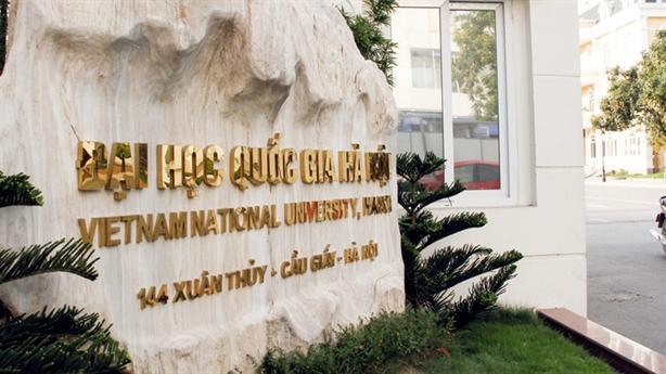 Sẽ có bảng xếp hạng riêng cho đại học Việt Nam?
