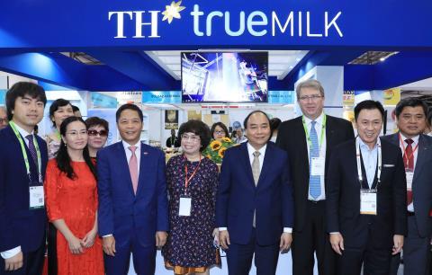 Loi khen ngoi tu Thu tuong tai Hoi cho Food&Hotel Asia