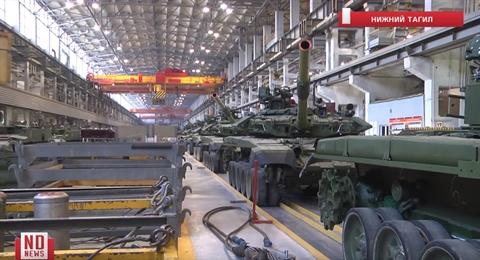 Lo dien hinh anh T-90 Nga san xuat cho Viet Nam