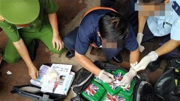 100 bánh cocaine trong container phế liệu nhập cho Pomina 2