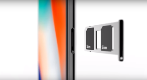 La lung iPhone 2 SIM, nhieu nguoiquay lungcang dat?