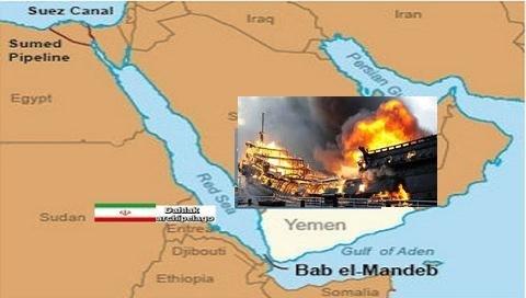 Houthis xuong thang sau khi ban thung tau cho dau Saudi Arabia