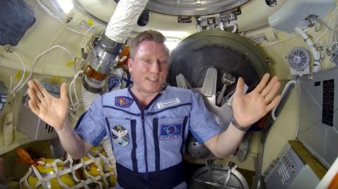 Nga gui thong diep ket noi sau vu lo thung tau Soyuz