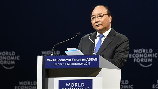 Thủ tướng mong hợp tác khởi nghiệp 4.0 lan tỏa trong ASEAN
