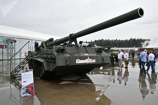 Cơ quan Nghiên cứu Quân sự nước ngoài thuộc Quân đội Mỹ (FMSO) cho biết, Nga đang hiện đại hóa những khẩu pháo \