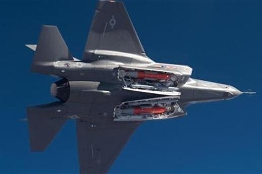 Phát ngôn viên Emily Grabowski của Không quân Mỹ cho biết, để thực hiện mục đích này, hiện nay việc nâng cấp tiêm kích này để trang bị bom B61-12 đang được thực hiện. Theo kế hoạch, việc thử nghiệm trang bị bom B61-12 trên tiêm kích F-35A sẽ được tiến hành trong năm 2018.