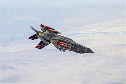 Kế hoạch dùng tiêm kích tàng hình F-35 để thực hiện các cuộc tấn công hạt nhân chiến thuật sẽ cho phép quân đội Mỹ chống lại các mối đe dọa hiện nay. Loại vũ khí chính xác cao như bom B61-12 có khả năng sát thương thậm chí hơn các đầu đạn hạt nhân đã được tính đến.