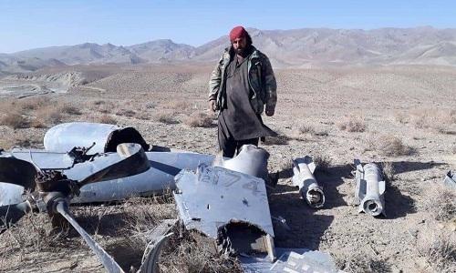 Theo hình ảnh tại hiện trường được công bố cho thấy, chiếc MQ-9 Reaper bị bắn hạ khi đang trên đường làm nhiệm vụ bởi hẩu hết vũ khí mang theo vẫn còn nguyên vẹn gồm bom GBU-12 điều khiển bằng laser và ít nhất có 2 quả tên lửa không đối đất AGM-114 Hellfire.