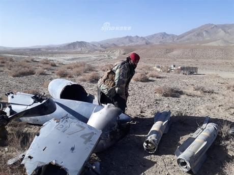 Hiện chưa rõ thời điểm chính xác chiếc MQ-9 bị bắn hạ, nhưng hồi cuối tháng 10, phiến quân Taliban tuyên bố chúng đã tiêu diệt một UAV không rõ chủng loại của Mỹ ở khu vực gần làng Horak, tỉnh Kandahar, miền nam Afghanistan.