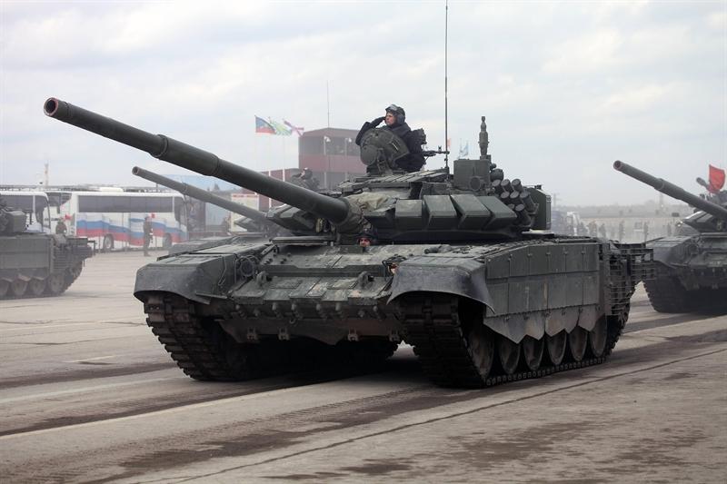 Trung tuần tháng 11, trong khuôn khổ nhiệm vụ đặt hàng Nhà nước về quốc phòng, khoảng 2.000 loại vũ khí và trang thiết bị quân sự cơ bản đã được giao cho quân đội. Trong số đó có 74 máy bay và trực thăng, 80 thiết bị bay không người lái, 4 trung đoàn tổ hợp tên lửa phòng không S-400\
