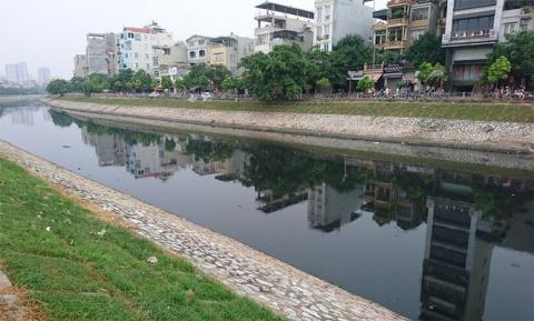 Cai tao song To Lich thanh song Thames: '3 diem phai lam'