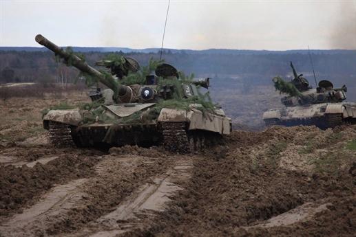 LNR cho rằng, việc quân chính phủ Ukraine điều T-64BM Bulat đến sát Donbass mà không phải T-84 Oplot bởi cỗ tăng này vừa hoàn thành nâng cấp và được trang bị sức mạnh tương đương với T-90 của Nga.
