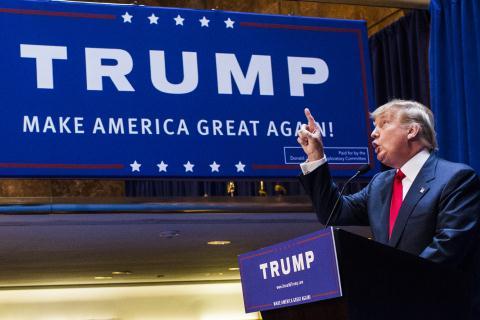 Bau cu My 2020 co goi ten ong Trump?