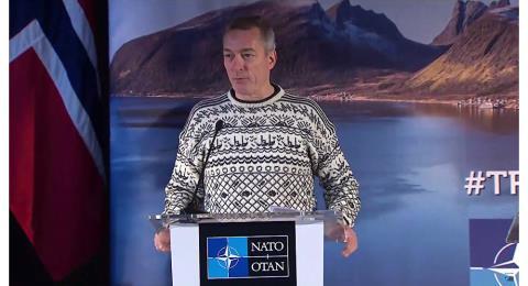 Na-Uy: Nga phai chiu trach nghiem vi khieu chien NATO
