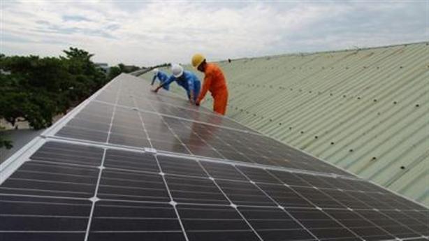 Nhà thầu Trung Quốc làm điện mặt trời: Vạch rõ toan tính
