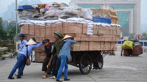 Chuan bi cho mot Trung Quoc manh len: Viet Nam manh len
